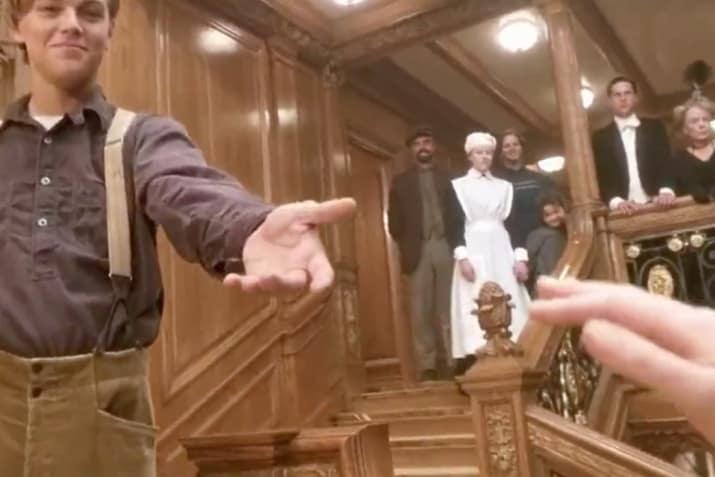 《鐵達尼號》片中橋段通通有關連!最後一幕傑克背後時鐘的時間其實「令人毛骨悚然」…