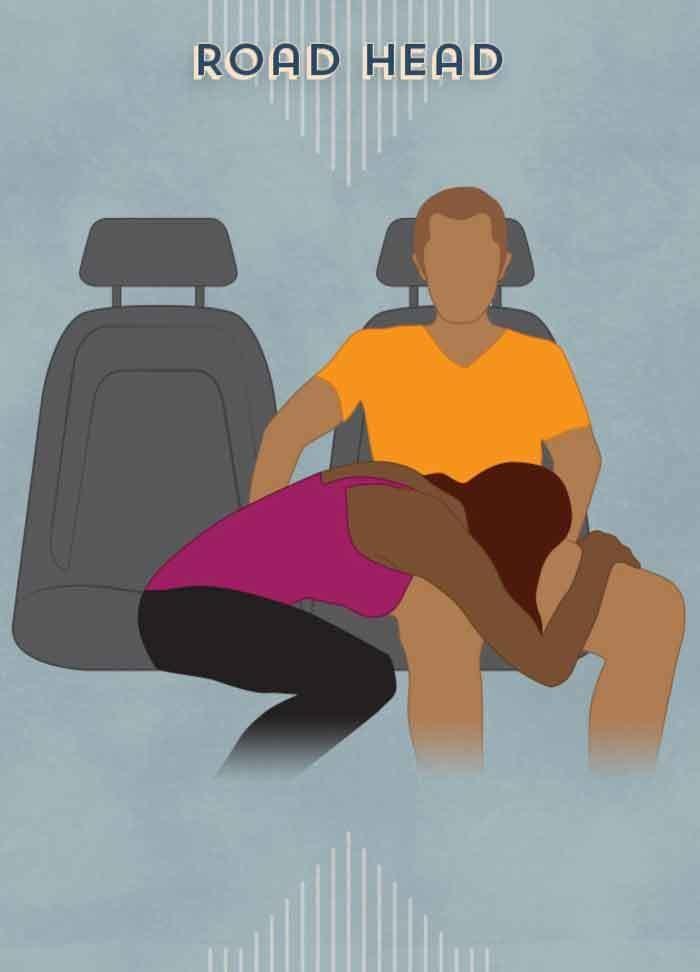 25招超害羞「車震完整姿勢教學」。#11安全帶還能這樣玩!(兒童不宜)